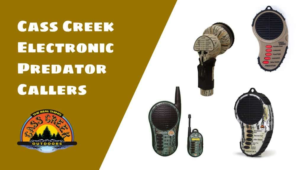 Best Cass Creek Electronic Predator Callers