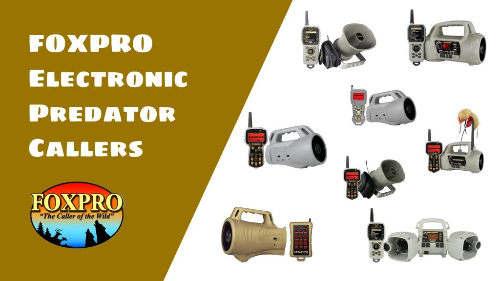 Best FOXPRO Electronic Predator Callers