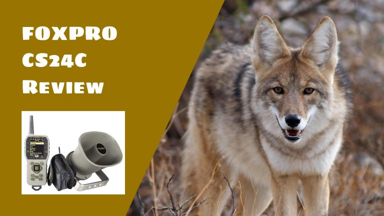 FOXPRO CS24C Review