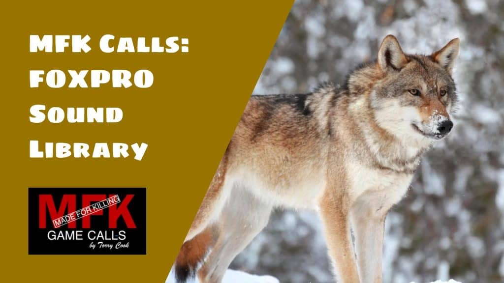MFK Game Calls - FOXPRO Sound Library - Review