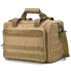 Tactical Deluxe Duffle Carry Bag