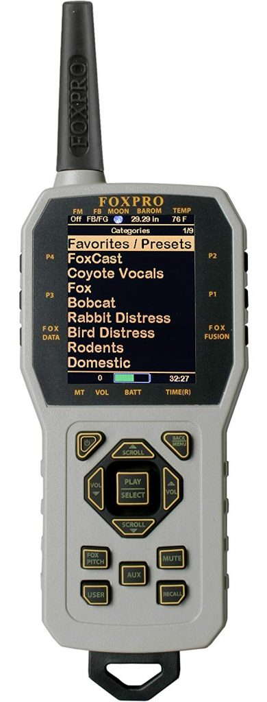 FOXPRO Fusion Digital Game Call - Remote