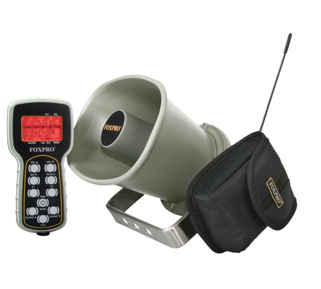 FOXPRO Hellfire Digital Game Call