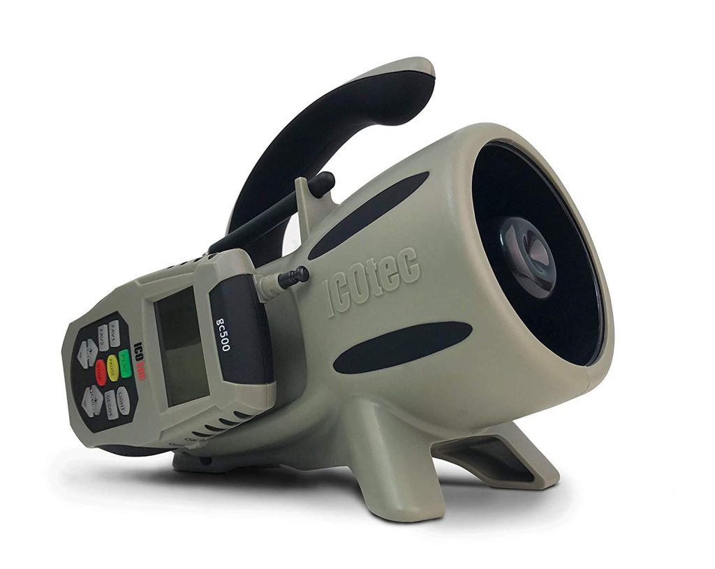 ICOtec GEN2 GC500 Electronic Game Call