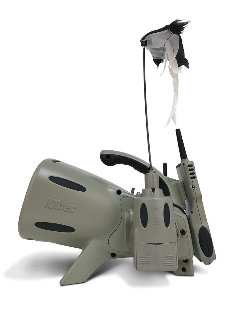 Icotec Outlaw Programmable Game Call - Side