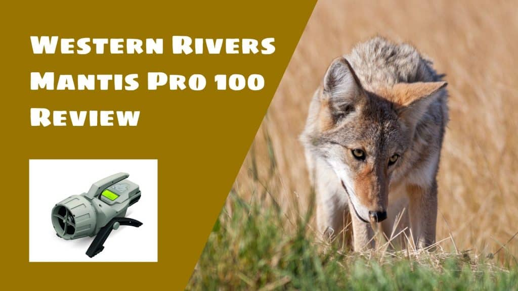 Western Rivers Mantis Pro 100 Electronic Game Call Review