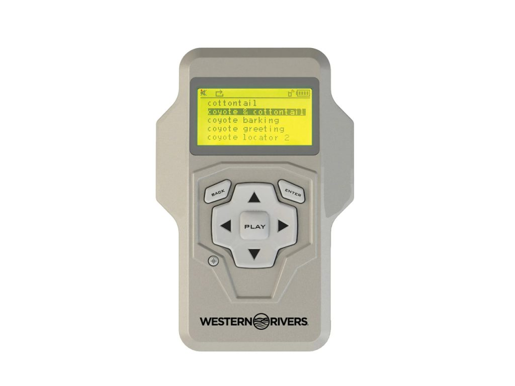 Western Rivers Mantis Pro 100 - Remote